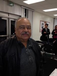 Manuel Ávila asegura que su hijo murió a causa de la contaminación generada por Exide. Foto: Bertha Rodríguez/Latinocalifornia.com