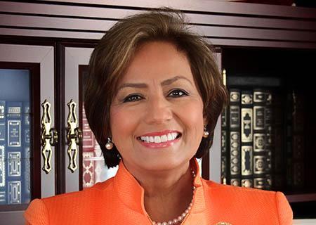 Rosario Marín, extesorera de Estados Unidos, asegura que bajo ningún concepto apoyará la candidatura de Trump.