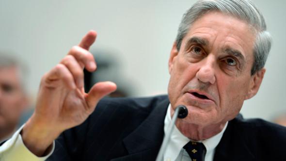 El exdirector del FBI, Robert Mueller, quien ahora está a cargo de la investigación especial sobre Rusia.