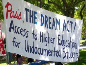 La defensa de los Dreamers se ha vuelto la prioridad número uno para la comunidad inmigrante. Foto: Tomada de internet.