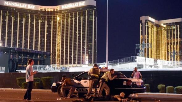 La masacre de Las Vegas es la peor en la historia de EEUU. Foto: Facebook.
