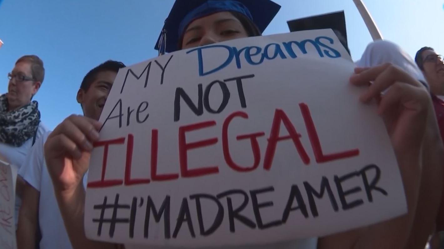 La lucha de los Dreamers sigue en pie. Foto: Tomada de internet.