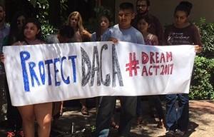 Esta semana es definitiva en la lucha por el Dream Act, cuyos defensores luchan por que se logre antes de que el Congreso entre en receso de fin de año. Foto: Tomada de internet.