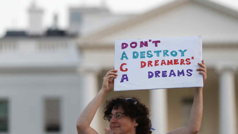 La lucha por DACA no se ha perdido aún. Foto: Tomada de internet.