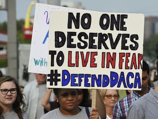 Esa semana es de particular importancia para el futuro de DACA y de los Dreamers, sobre todo durante el debate en el Senado estadounidense. Foto: Tomada de internet.