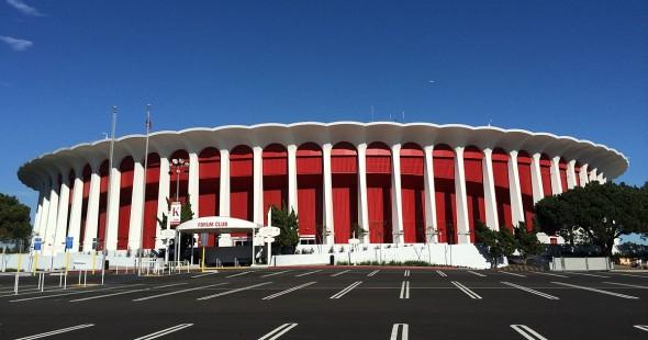 El Forum de Inglewood.