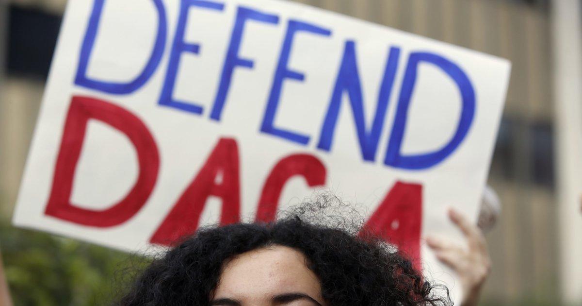 Un tercer juez federal le ha dado un nuevo respiro a DACA. Foto: Tomada de internet.