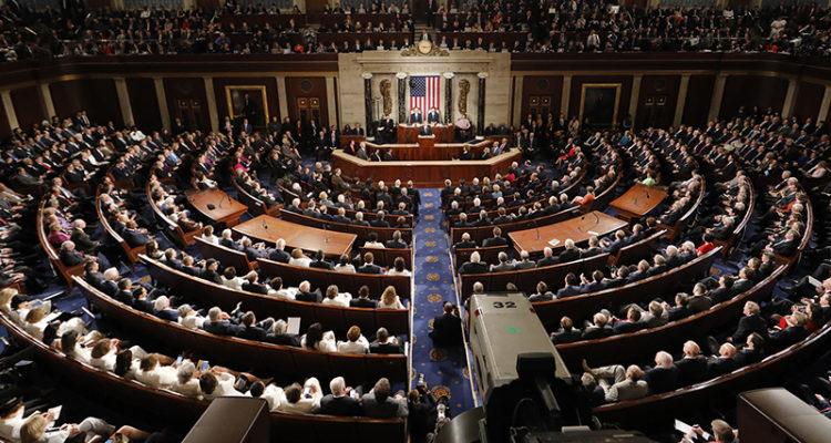 La Cámara Baja estadounidense vuelve al control de los demócratas, de acuerdo con los resultados de la elección de medio término del 6 de noviembre. Foto: Tomada de internet.