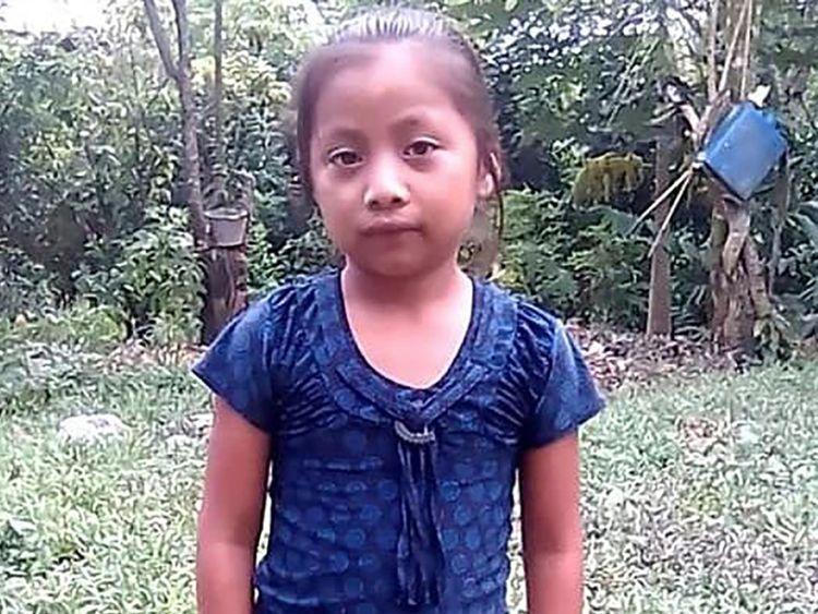 Jakelin Caal, le menor guatemalteca que falleció en custodia de la Patrulla Fronteriza . Su muerte será investigada a fondo por parte del Congreso. Foto: Tomada de internet.