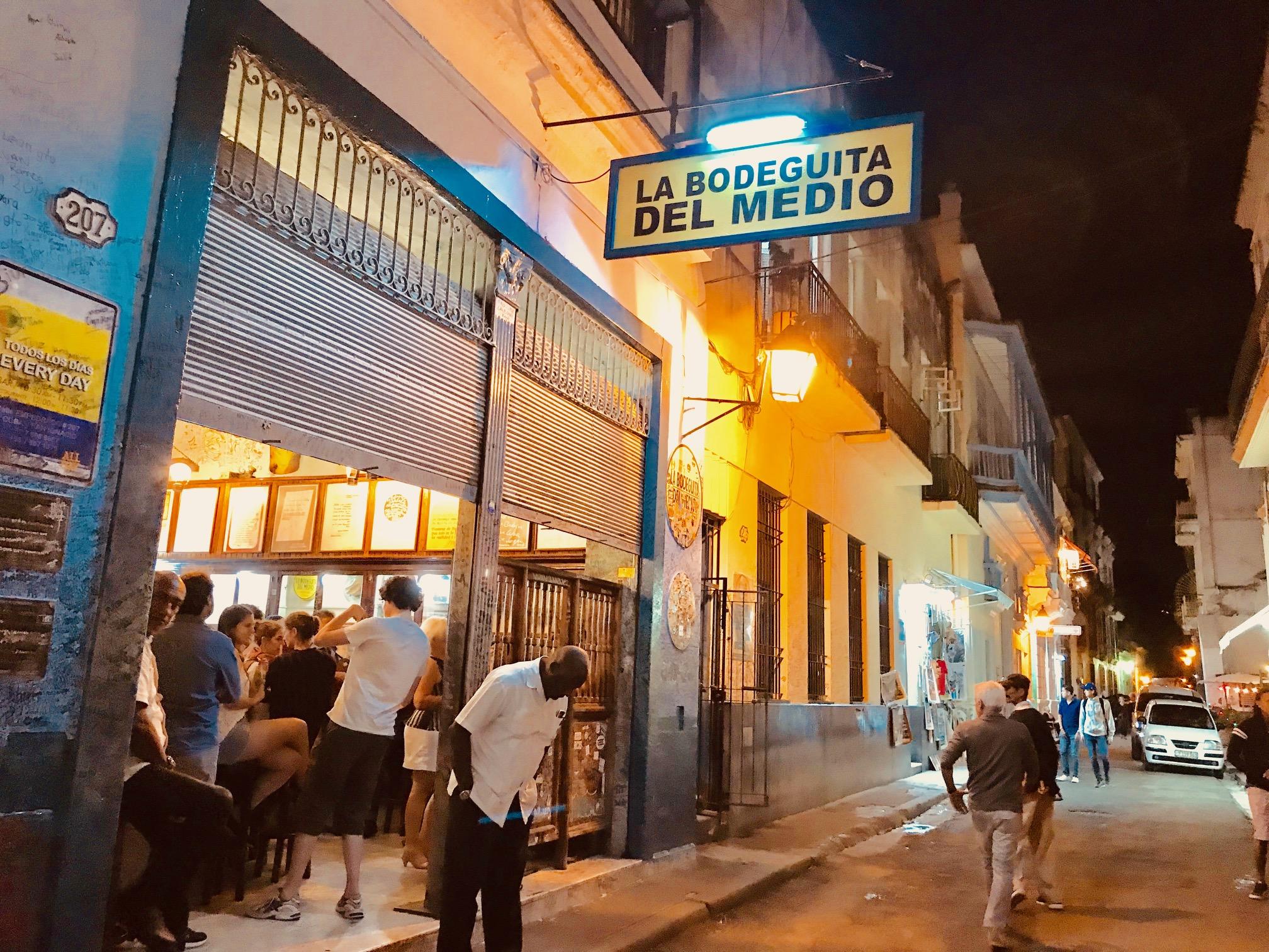 Cuba Bodeguita 2