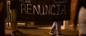 La presión popular contra el gobernador de Puerto Rico, Ricardo Rosselló, crece al paso de los días. Foto: Tomada de internet.