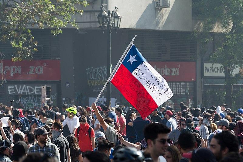 Los chilenos