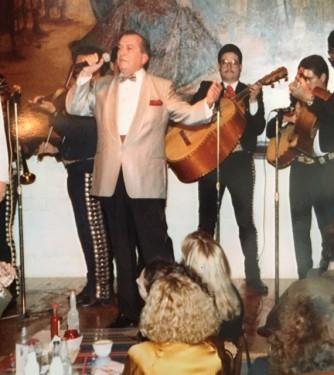 A lo largo de su carrera, Ramón Inclán recibió numerosos reconocimientos, sobre todo el aplauso del público. Foto: Cortesía.